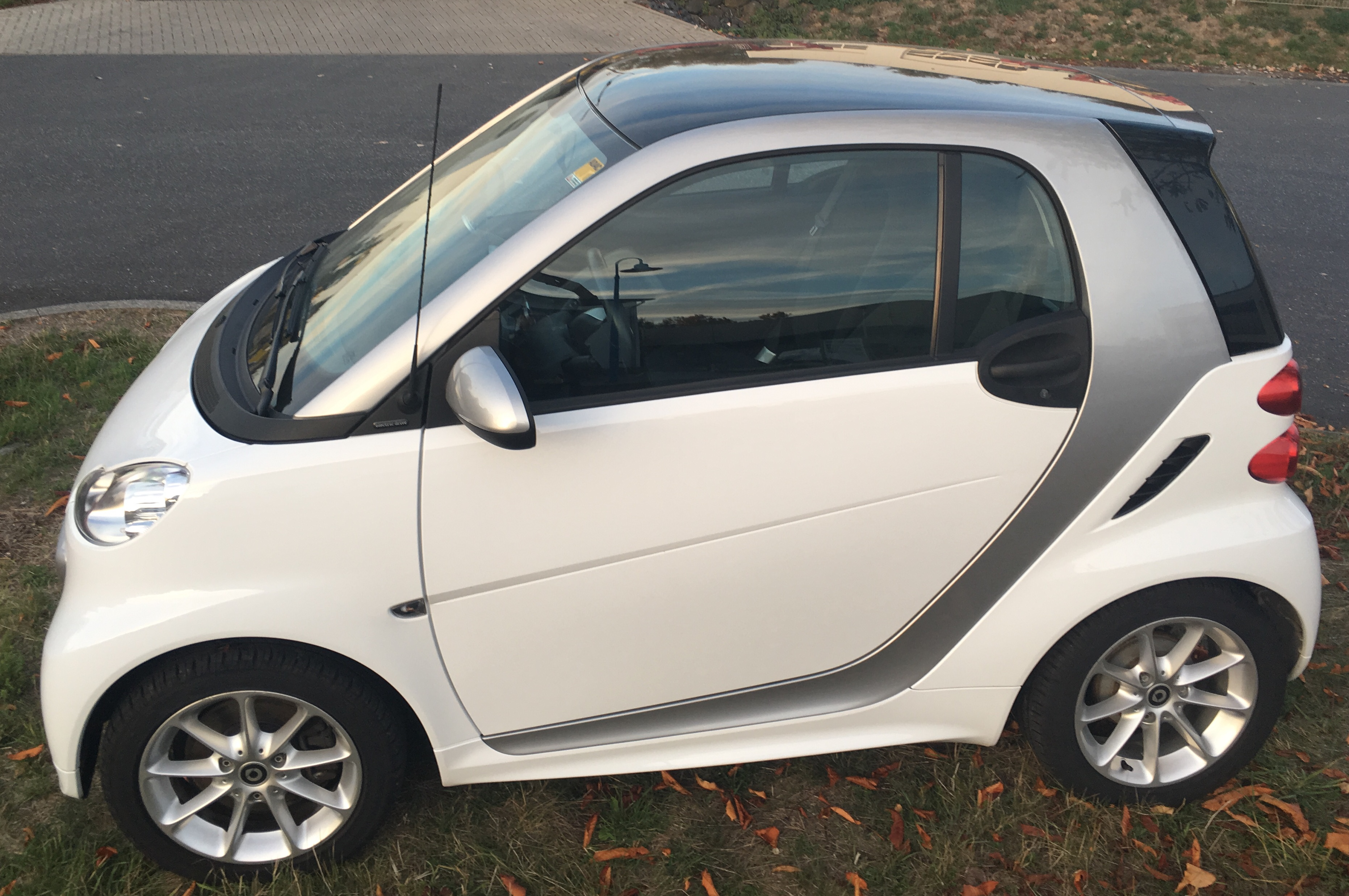 Smart ED 3 Coupé